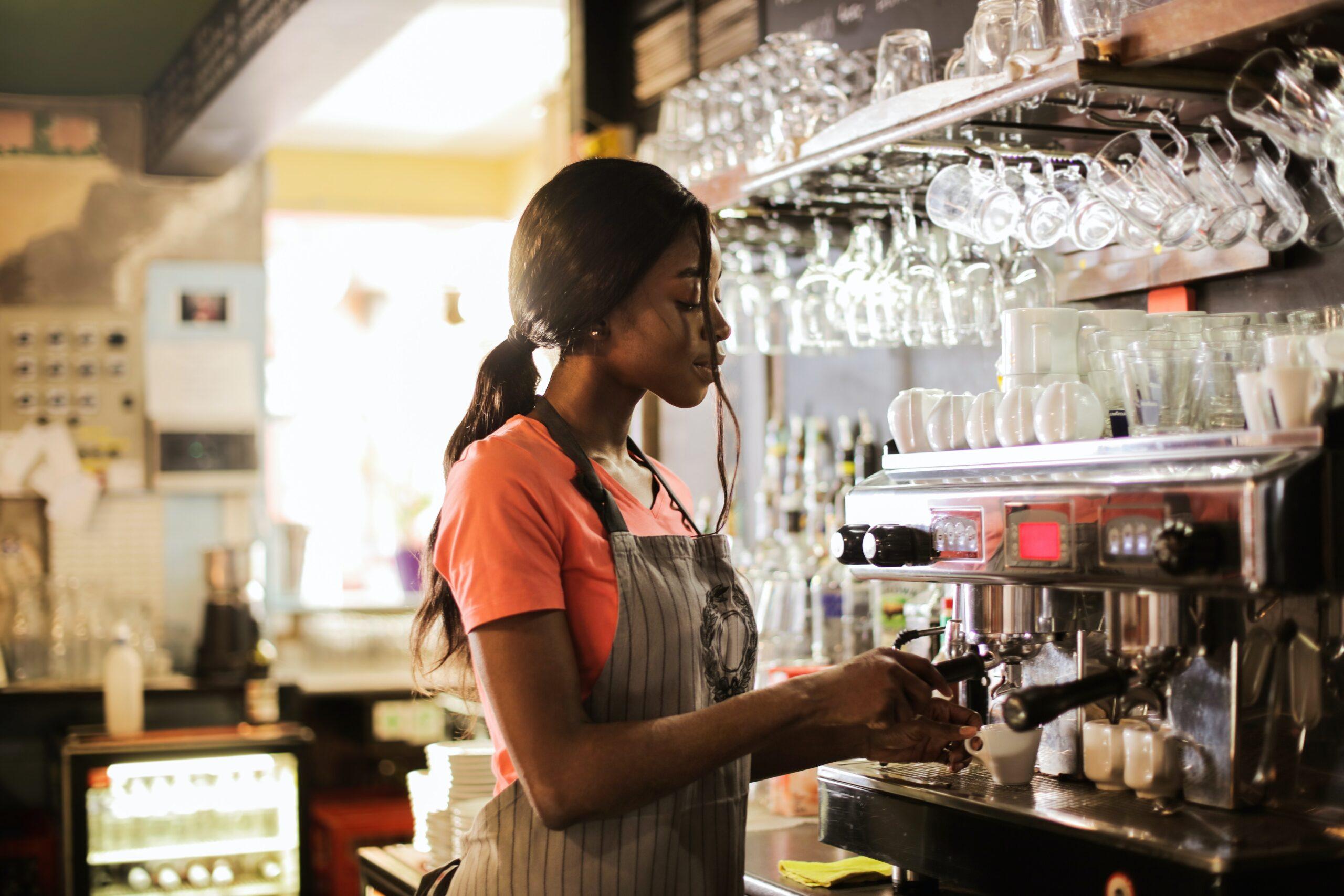 Bartender gezocht op ameland