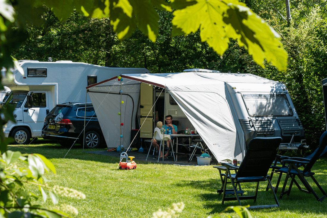 Schoonmaakmedewerker Camping